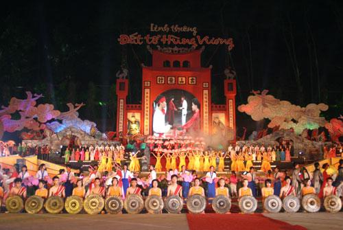 весенние фестивали на севере страны hinh 2