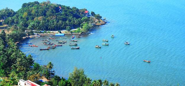 архипелаг хаитак – популярныи туристическии центр hinh 1
