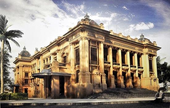 ханоискии большои театр – истинныи храм искусства hinh 0