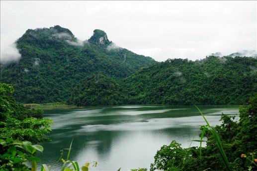 национальныи парк бабе – интересное место в провинции баккан hinh 1