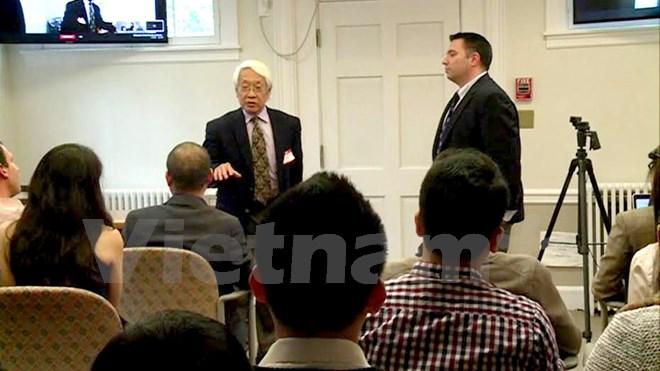 семинар по восточному морю: необходимо разрешить споры мирным путем hinh 0