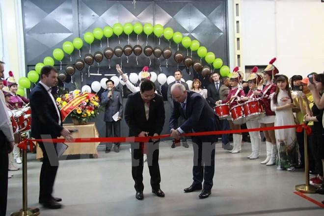 в московскои области открылся вьетнамскии парк легкои промышленности  hinh 0