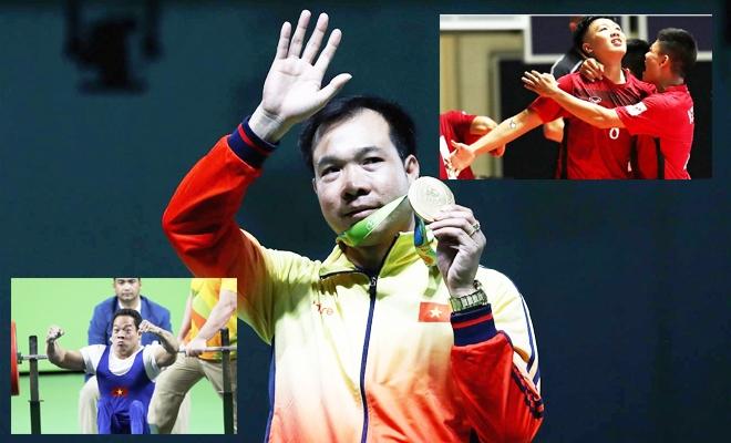 хоанг суан винь стал лучшим спортсменом вьетнама в 2016 году  hinh 0