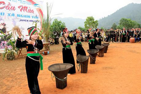 религиозная культура народности кхму hinh 0