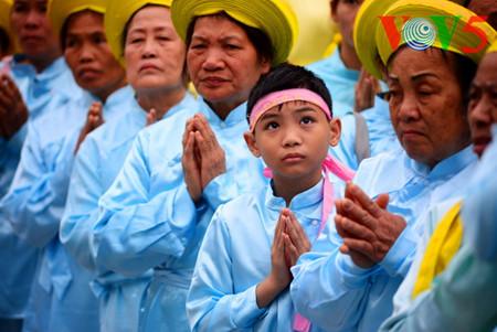 праздник на холме донгда – воспроизведение борьбы против иноземных захватчиков hinh 6