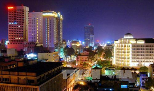 отмечается 42-я годовщина со дня полного освобождения южного вьетнама hinh 0