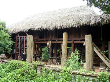 Muong Ethnic Group Cultural Space Museum in Hoa Binh