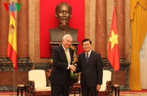 vietnam, spain to boost economic cooperation  hinh 0