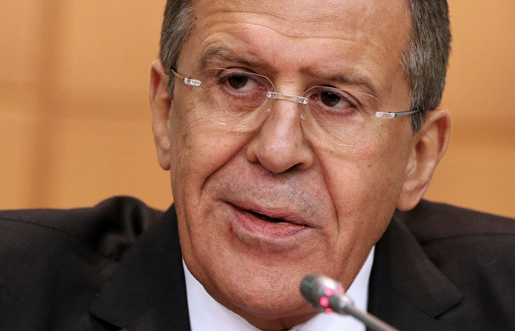Sergey Lavrov stresses importance of unity in the fight against terrorism