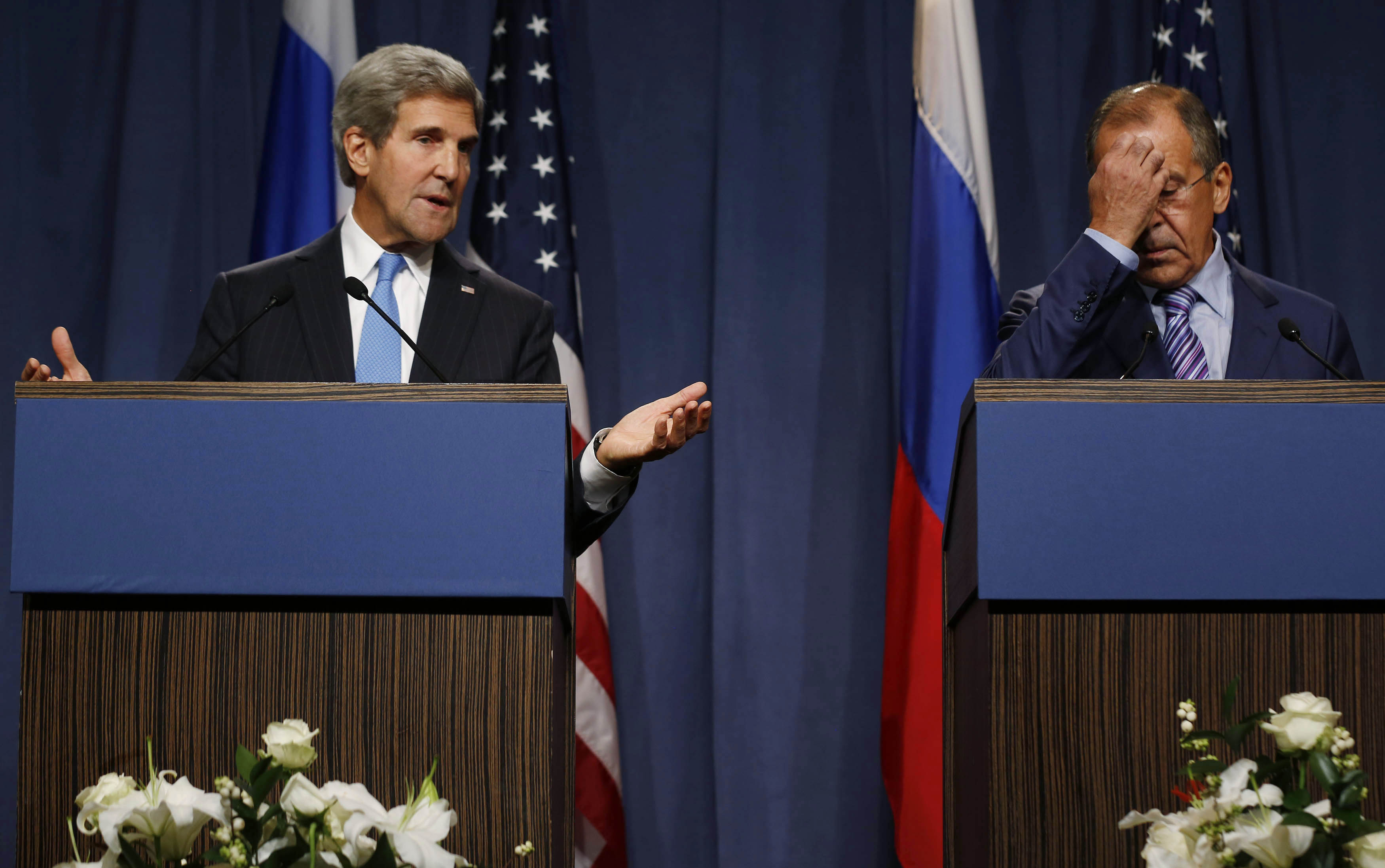Syria agrees to international control of its chemical weapons