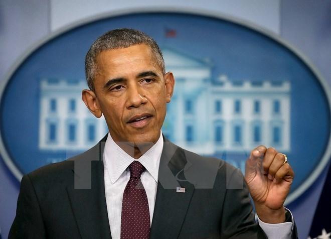 International conference on US President Barack Obama's visit to Vietnam