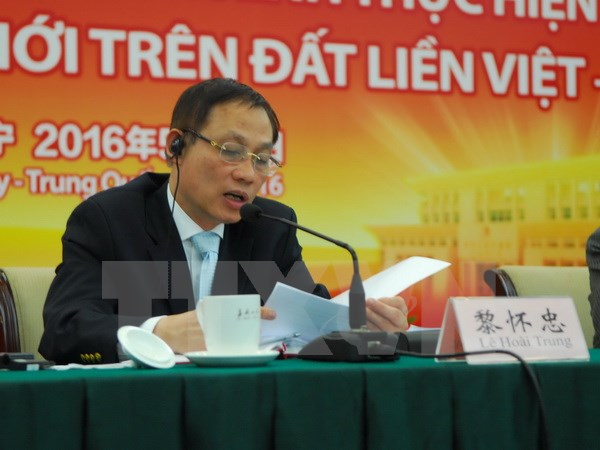China's Guangxi province, Vietnam localities eye closer cooperation