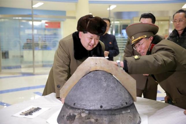 UN Security Council condemns North Korea's missile tests