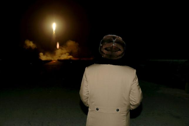 Japan on alert amid signs of possible North Korean ballistic missile launch