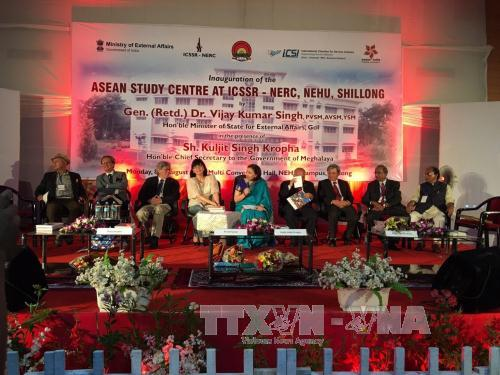 ASEAN Study Center debuts in India
