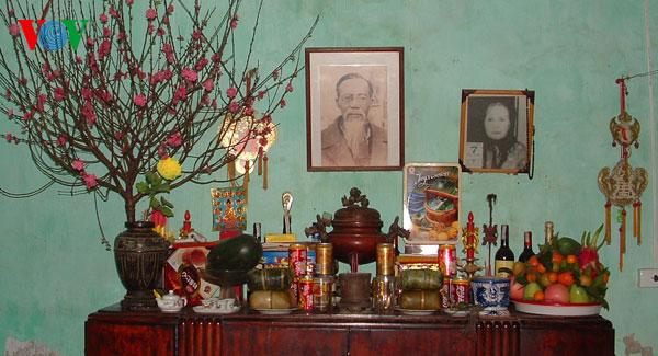 la ofrenda de frutas en los dias del tet vietnamita  hinh 0