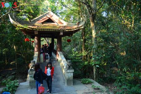 yen tu – morgendammerung an einem bedeutenden ort des buddhismus hinh 14