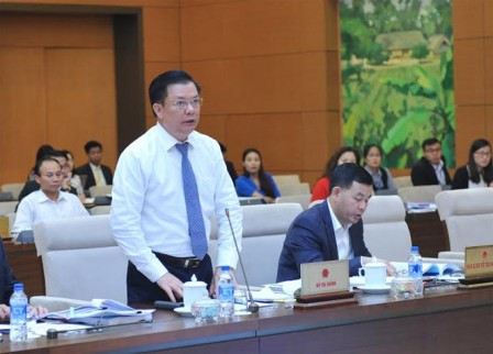 standiger parlamentsausschuss berat uber den gesetzesentwurf zur verwaltung der staatsschulden hinh 0