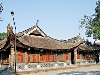 pagoden und dorfkultur hinh 0