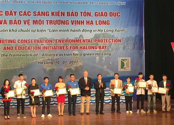 initiatives to preserve ha long bay promoted hinh 0
