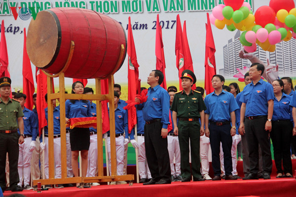 vietnam's youth month 2017 hinh 0