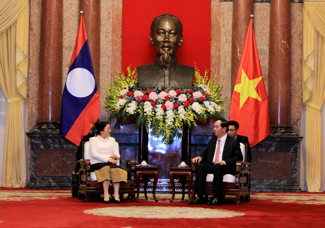 vietnam, laos foster special solidarity hinh 2