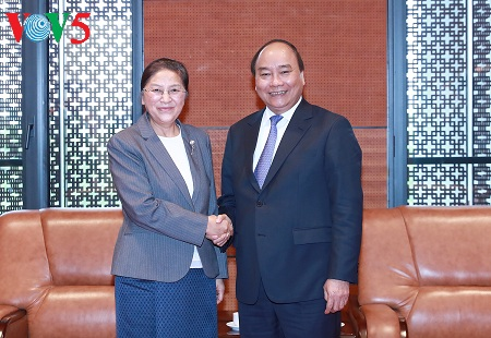 pm welcomes laos' top legislator hinh 0