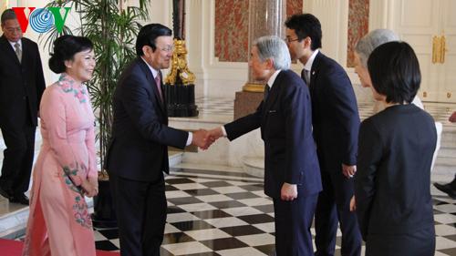 President Truong Tan Sang wraps up Japan visit News