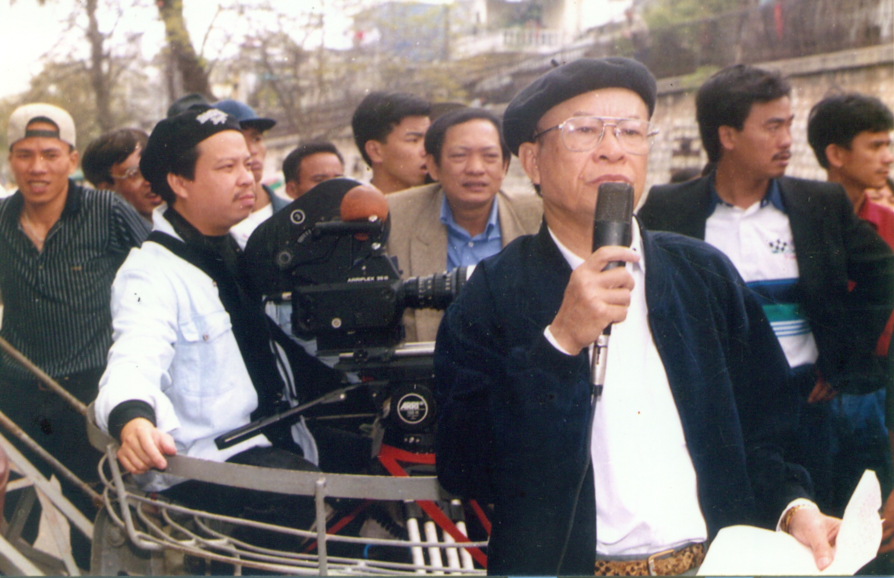 Director Bui Dinh Hac: President Ho-an endless inspiration