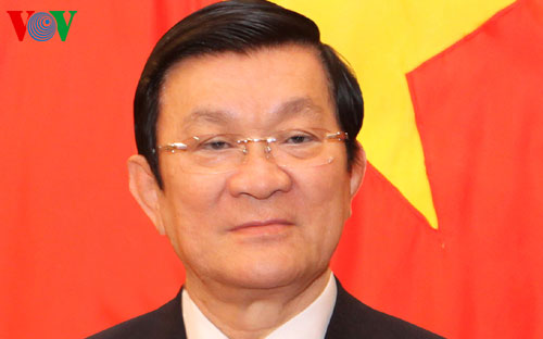President Truong Tan Sang interviewed by leading Russian news agencies