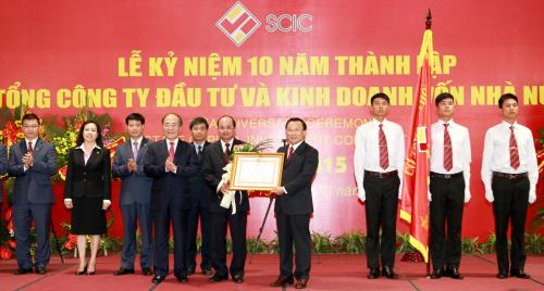 State Capital Investment Corporation marks 10th anniversary