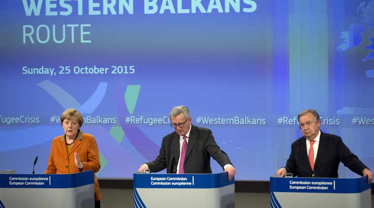 The EU approves new plan to deal with migrant crisis Current Affairs