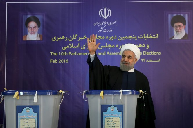Parliamentary elections: winds of change in Iran? Current Affairs