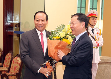 Vietnam, China increase cooperation in crime prevention