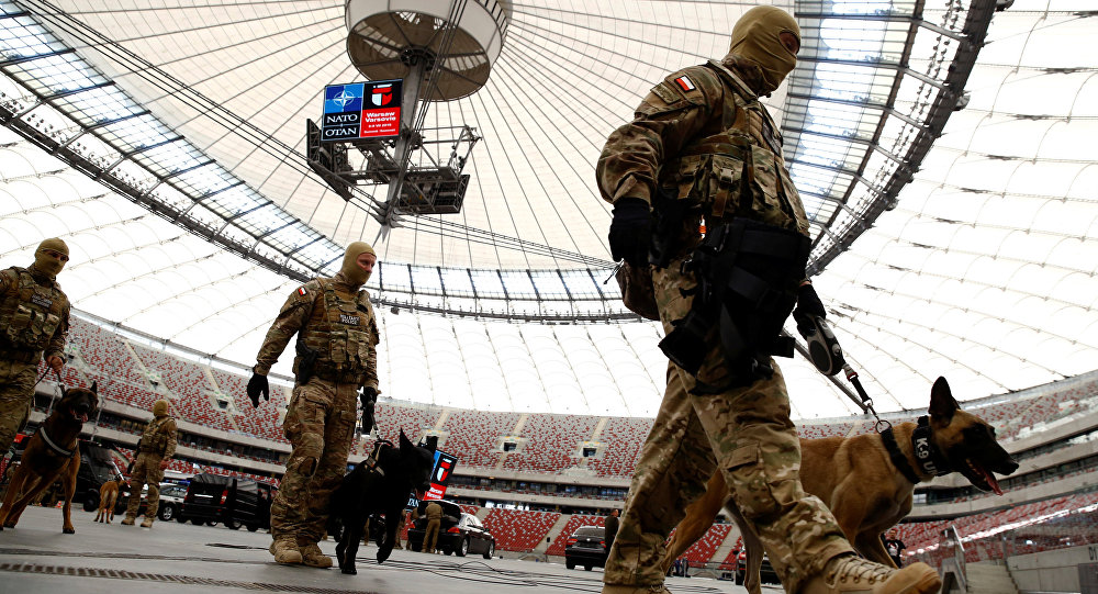 NATO Summit: a change in security strategy