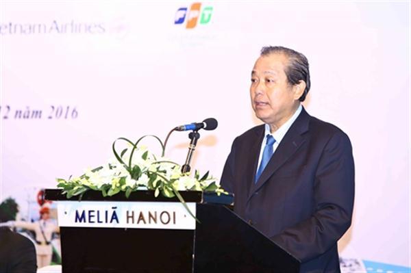 越南副总理:台塑要做好环保才可排污