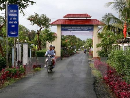 越南政府总理指示大力建设新农村 hinh 0