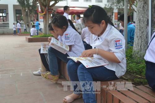 4·21越南图书日:促进阅读文化 面向建设学习型社会 hinh 0