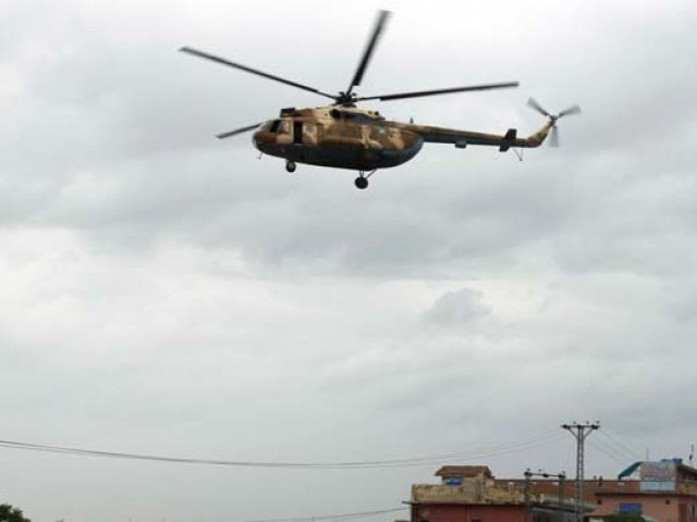 Twelve killed in Pakistani Army helicopter crash
