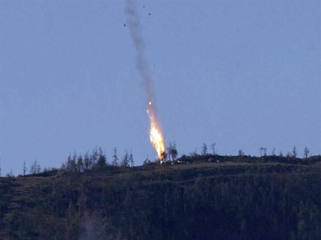 Turkey vows not to retaliate Russia following the plane downing News