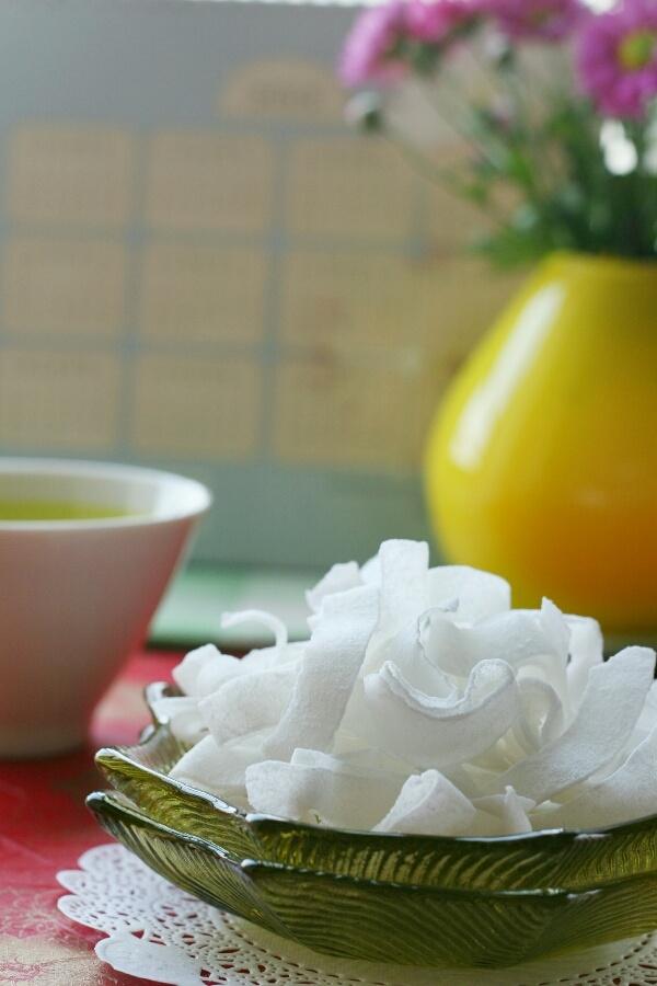 Vietnamese Traditional Coconut Jam