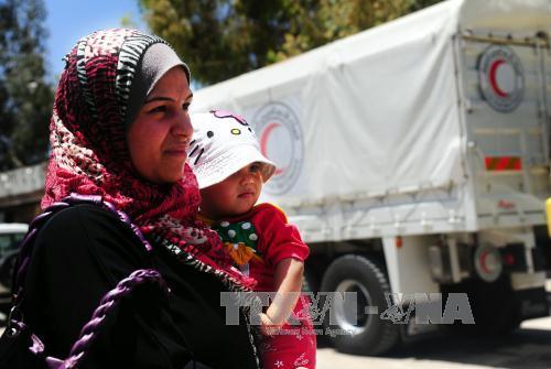 UN celebrates World Refugee Day in Syria