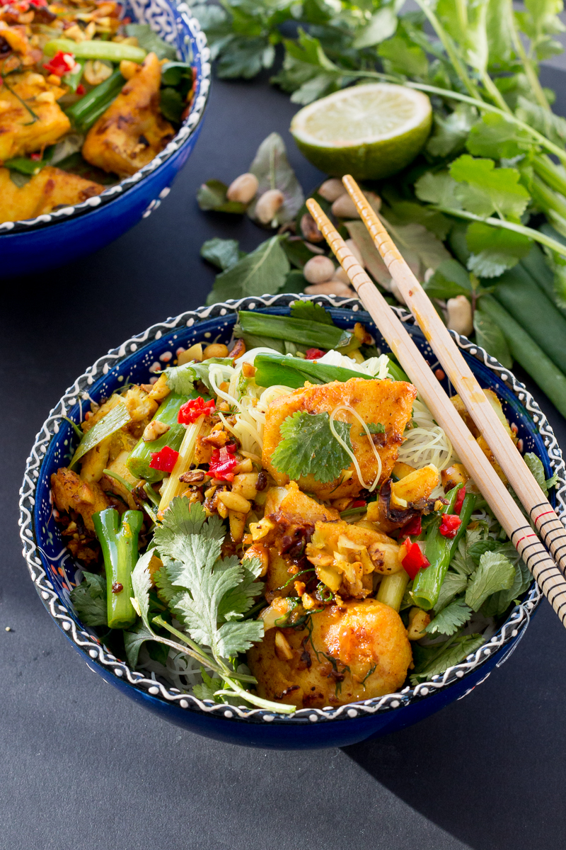 vietnamese fish with turmeric and dill hinh 2