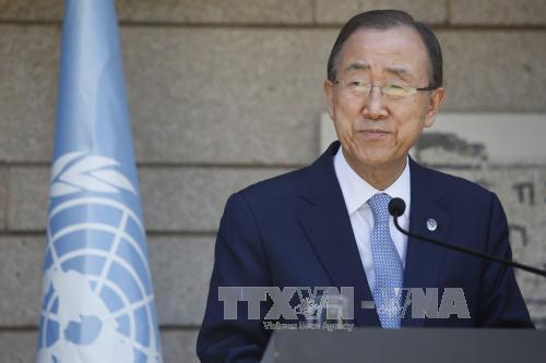 UN Secretary General condemns suicide bombings in Saudi Arabia