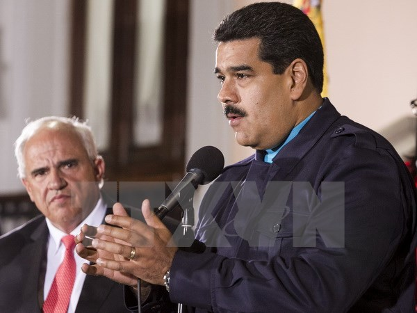 Venezuela rejects US Congress's extended sanctions against its top officials