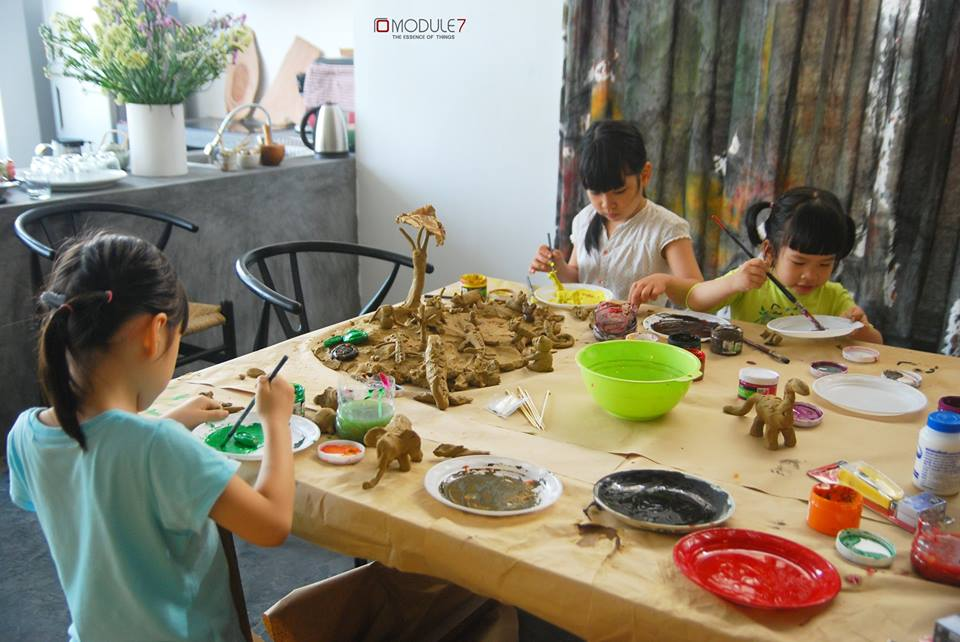 creative art experience at module 7 studio hinh 5