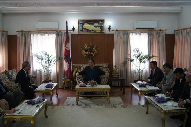 Vietnam, Nepal boost cooperative relations
