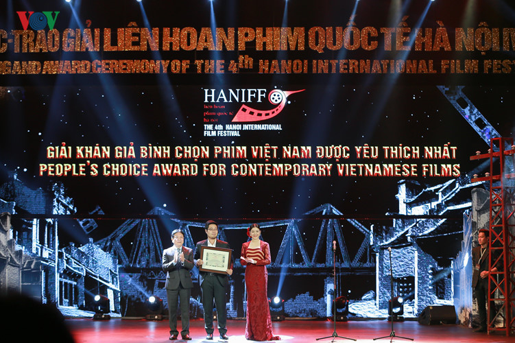 spectaclular closing ceremony of hanoi international film festival  hinh 8