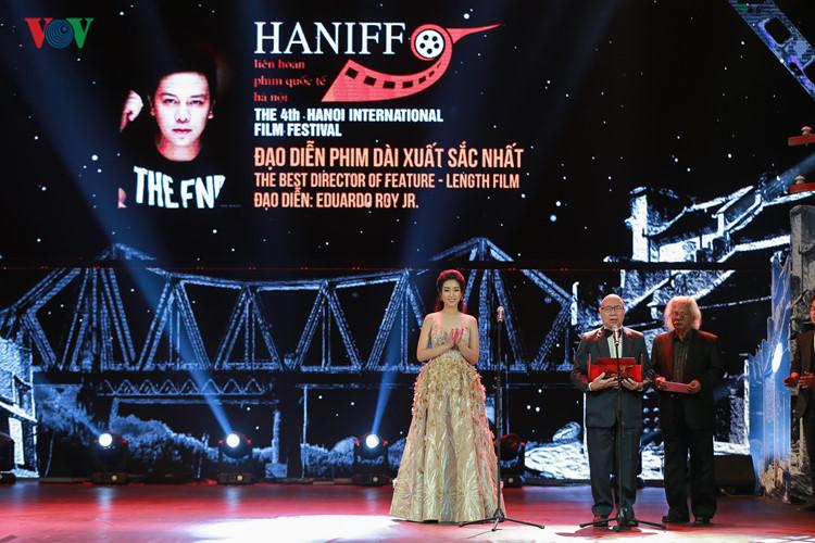 spectaclular closing ceremony of hanoi international film festival  hinh 7