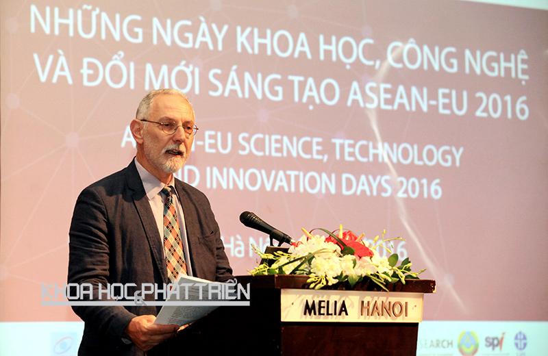 наука и технологии - потенциальная сфера сотрудничества между вьетнамом и ес hinh 0